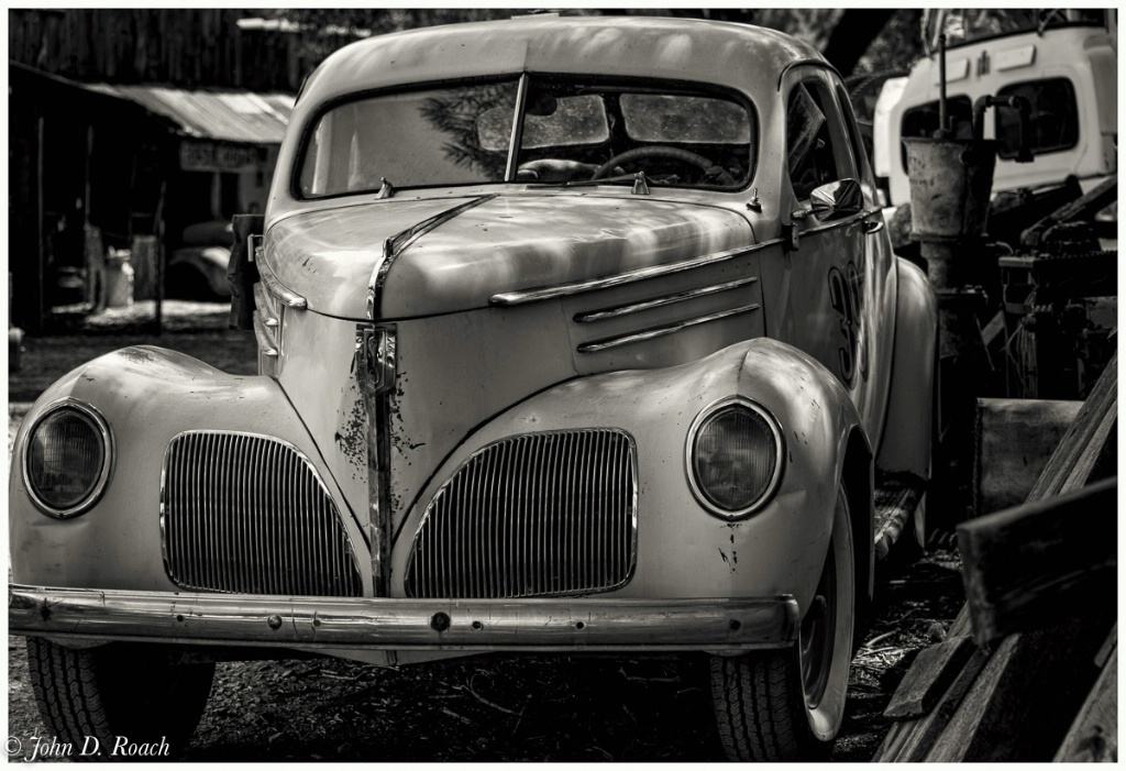 1939 or 1940 Studebaker Coupe - ID: 15183942 © John D. Roach