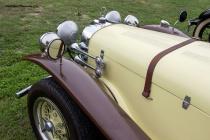 Looong Hooded Roadster