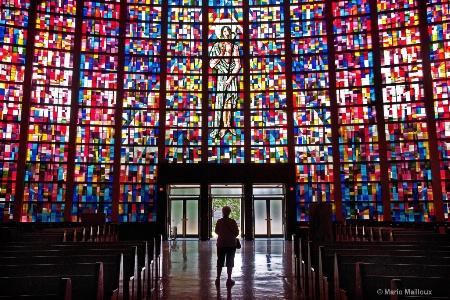 cathédrale Nicolet