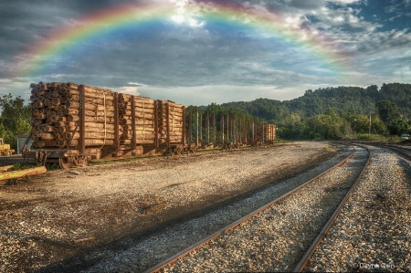 Railroads & Rainbows