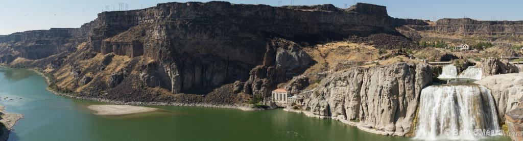 Shoshone Falls, Idaho - ID: 15198135 © Beth OMeara