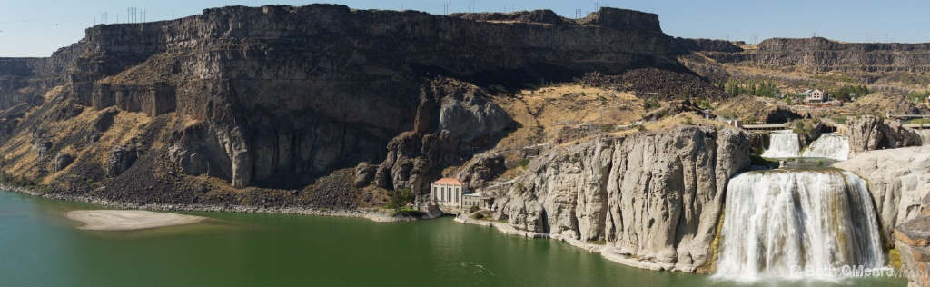 Shoshone Falls near Twin Falls, Idaho