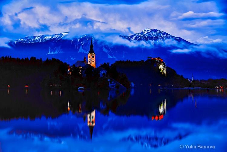 Lake Bled, Slovenia - ID: 15199279 © Yulia Basova