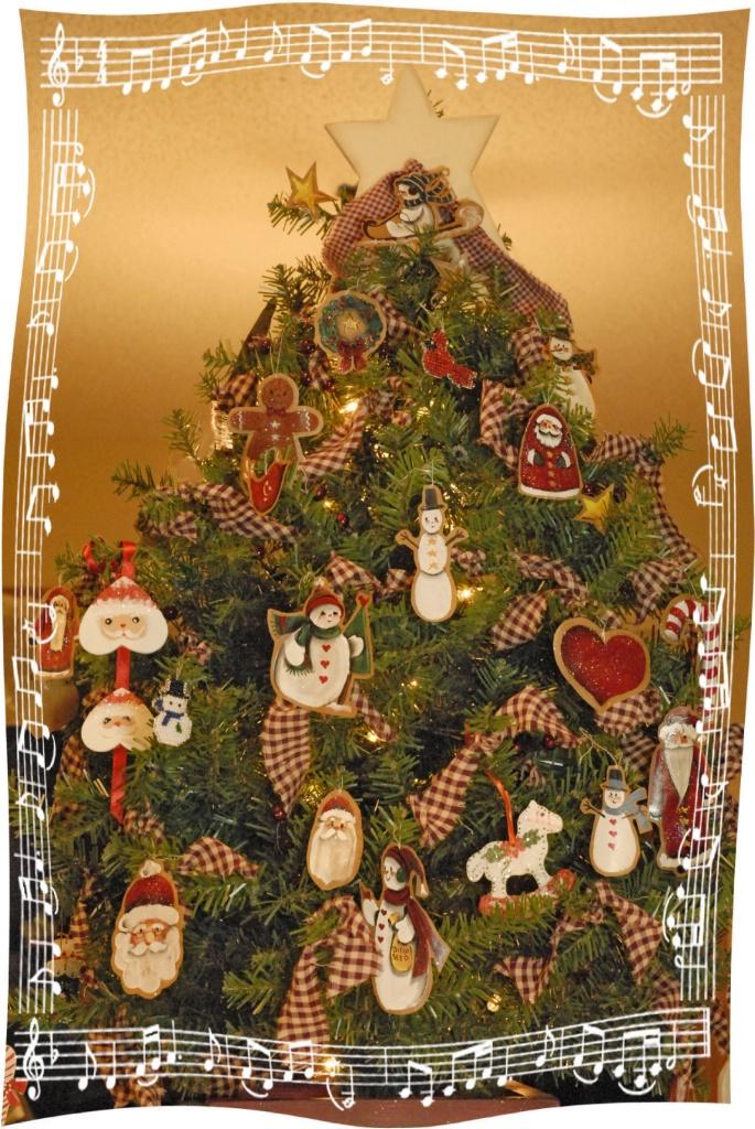 Hand-painted ornaments - ID: 15201881 © Kathleen McCauley