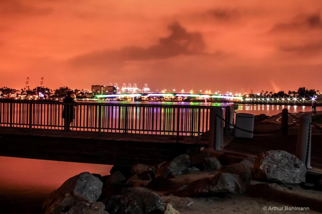 Long Beach Sundown