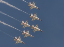 Flying In Formation
