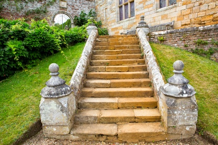 Manor House Steps