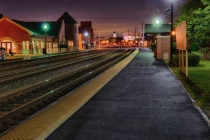 Wheaton Station After