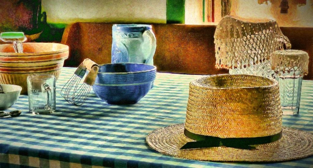 Grandpa's Hat - ID: 15204234 © John R. Grede