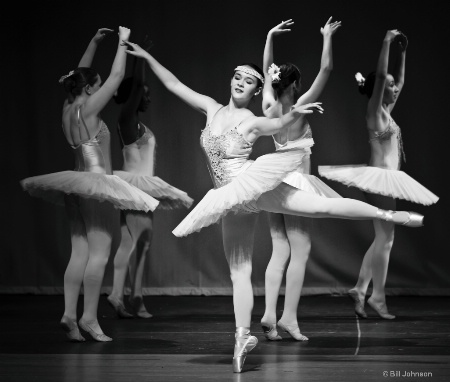 Balletic Grace
