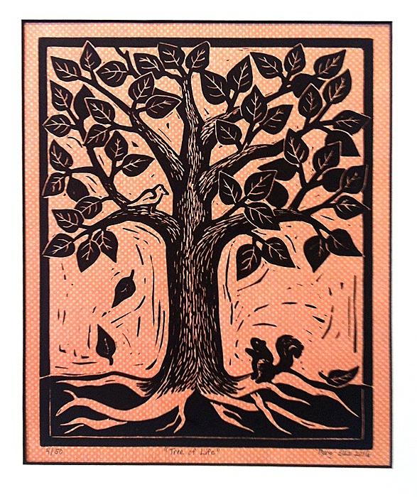 Tree of Life - ID: 15205220 © Mary-Ella Bowles