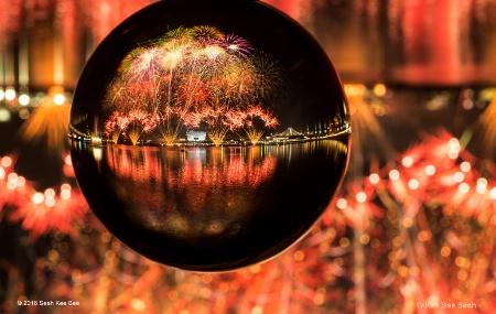 Crystal Fireworks