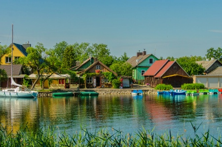 Summer Houses in Latvia