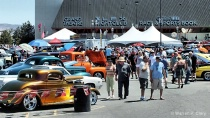 Show and Shine at Reno's Hot August Nights