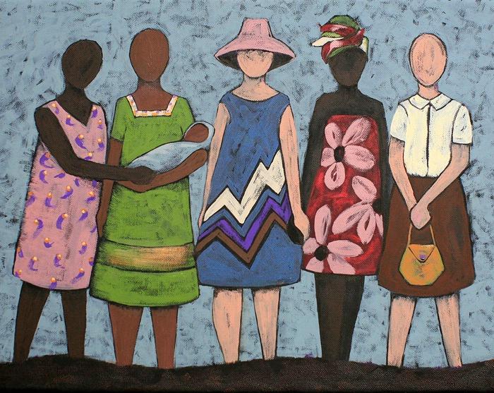 Women of the World - ID: 15207720 © Mary-Ella Bowles