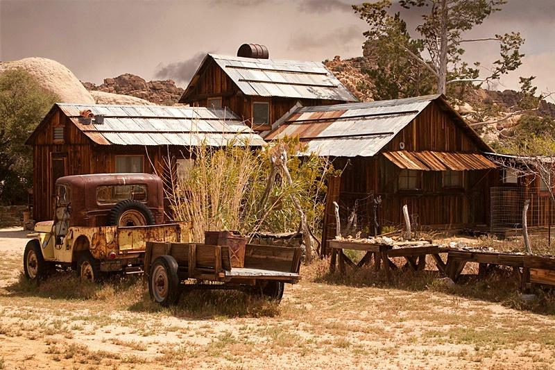 The Homestead - ID: 15209384 © Mary-Ella Bowles