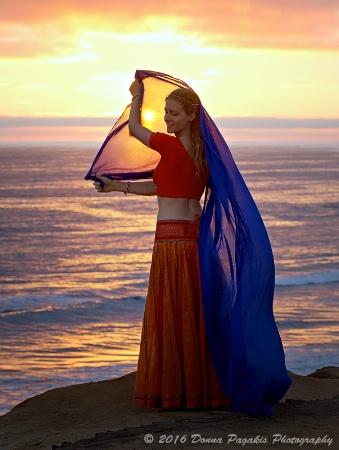 Fashionable Sunset