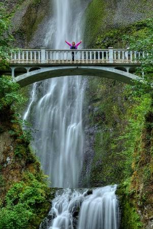 Multinomah Falls