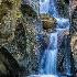 2Texas Falls, Vermont - ID: 15215271 © Fran  Bastress