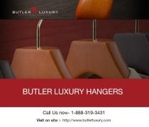 Luxury Wooden Hangers