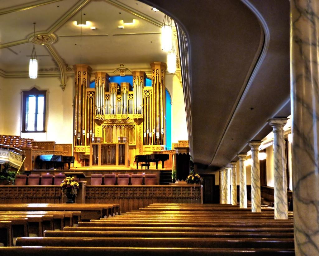Tabernacle - ID: 15218240 © John R. Grede