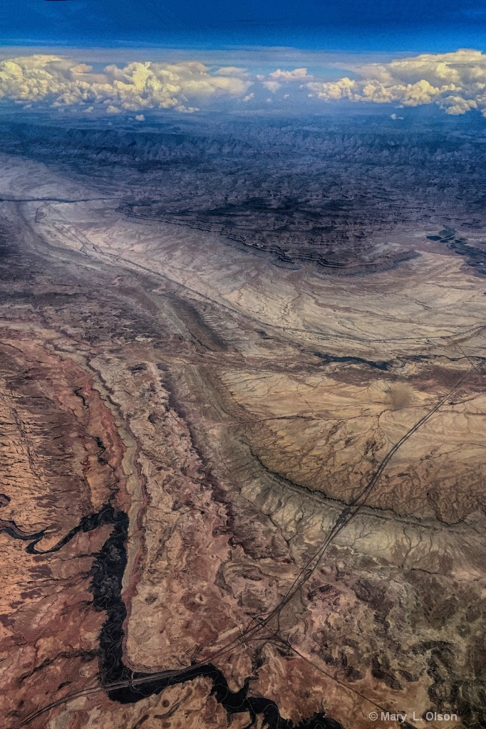 Over Utah