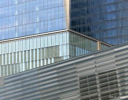 Metal & glass, New York City