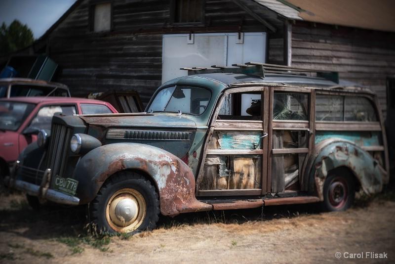 Was This Ansel's Car? - ID: 15225813 © Carol Flisak