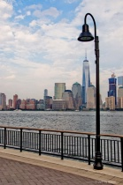Gaining Perspective; World Trade Center, New York
