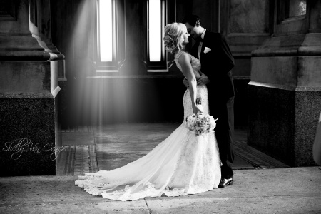 Philly Bride and Groom