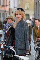 Charming Cyclist