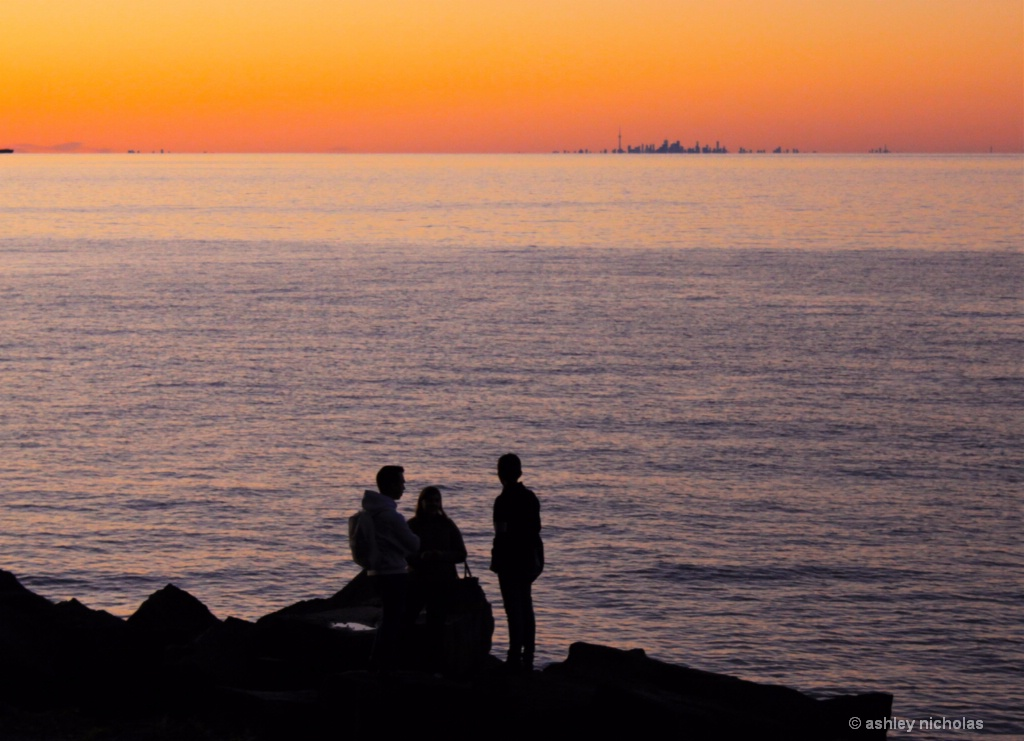 Looking over lake Ontario  - ID: 15236792 © ashley nicholas