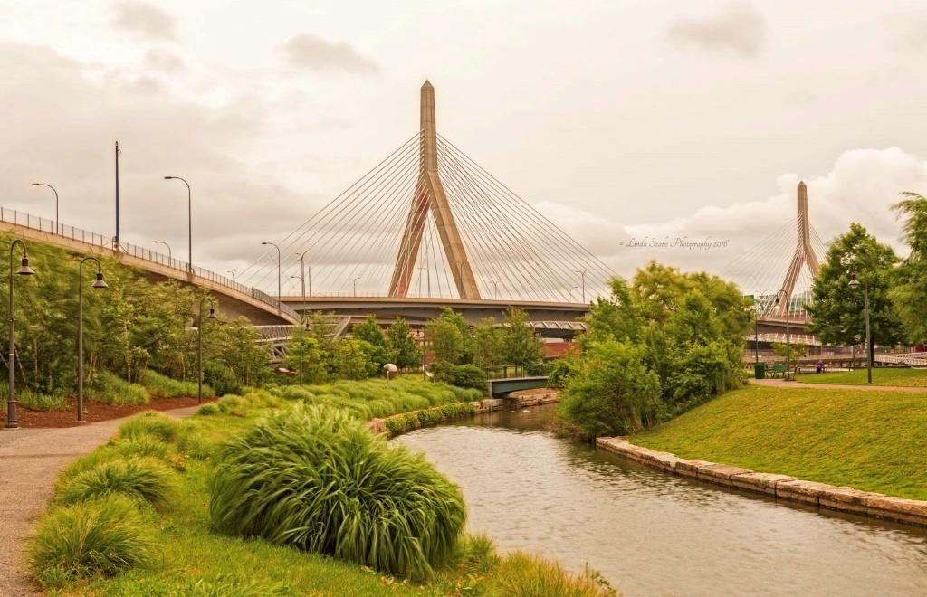 Zakim Bridge - Boston, MA