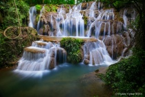 Taw Kyal Waterfall from Shan State