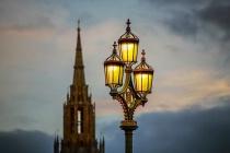 Evening Dawns on Westminster