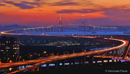 INCHEON GRAND BRIDGE