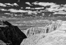 Badlands Ridge View