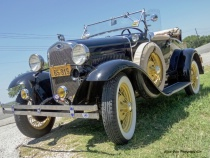 1930 Model A Ford Roadster