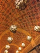 Arabian ceiling