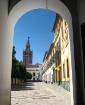 Hallway to Sevill...