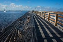 The Pier at Live Oak Bayshore Park