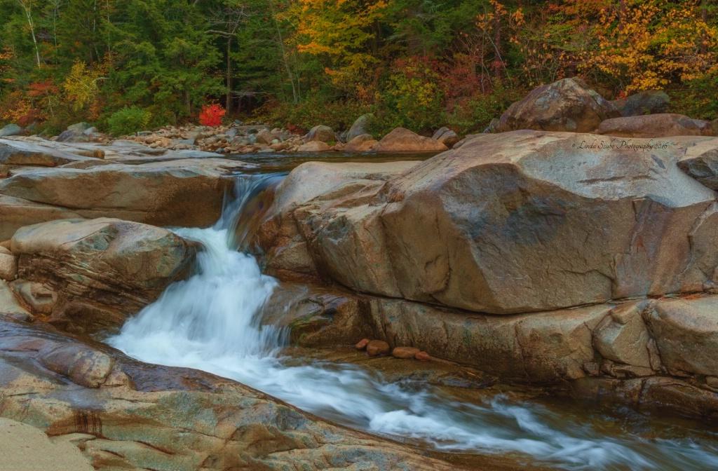 Swift River Lower Falls