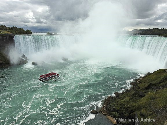 Niagara Falls, Ontario  - ID: 15254633 © Marilyn J. Ashley