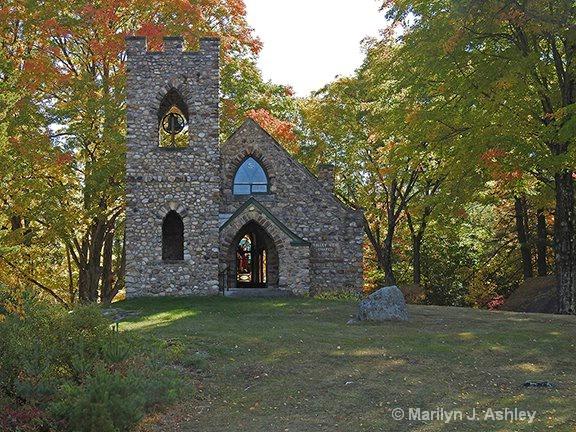 Valley View Chapel, Ticonderoga - ID: 15254639 © Marilyn J. Ashley
