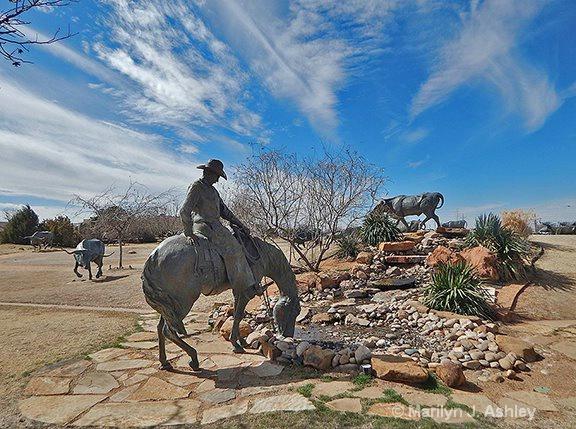 Texas Tech Ranching Heritage Museum - ID: 15254890 © Marilyn J. Ashley