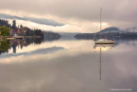 Fall-on-the-lake
