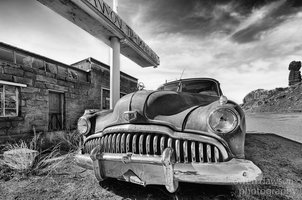 Old Buick Eighty Eight