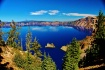 Crater Lake in Or...