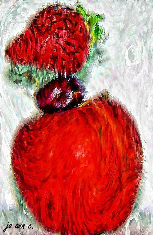 """Fruity"" Van Gogh"