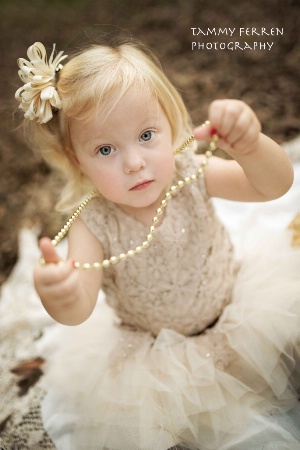 ~~  Little Girl Pearls  ~~